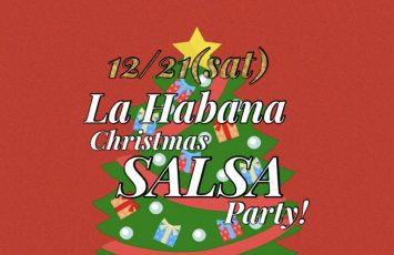 La Habanaクリスマスパーティー!