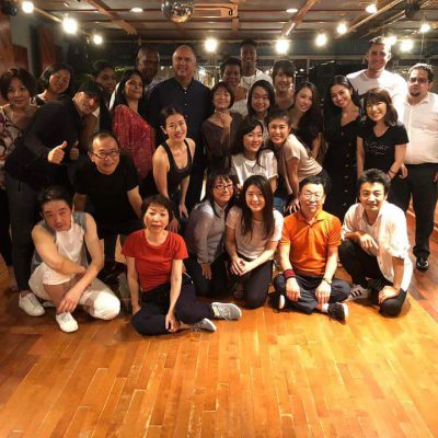 9月24日スペシャルサルサパーティーありがとうございました!