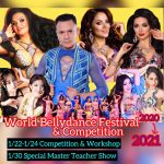 ★World Bellydance Festival&Competition2020詳細発表★