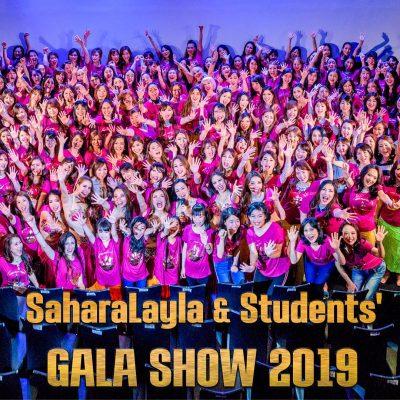 SaharaLayla & Students' GALA SHOWご出演ありがとうございました。