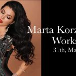★Marta Korzun Online Workshop 開催★